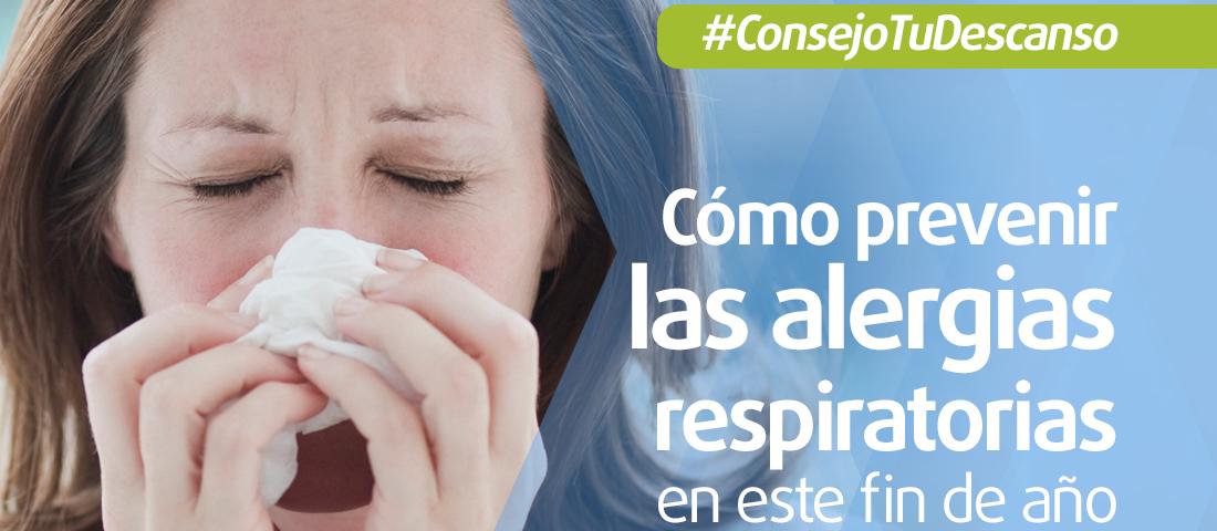 prevenir alergias respiratorias