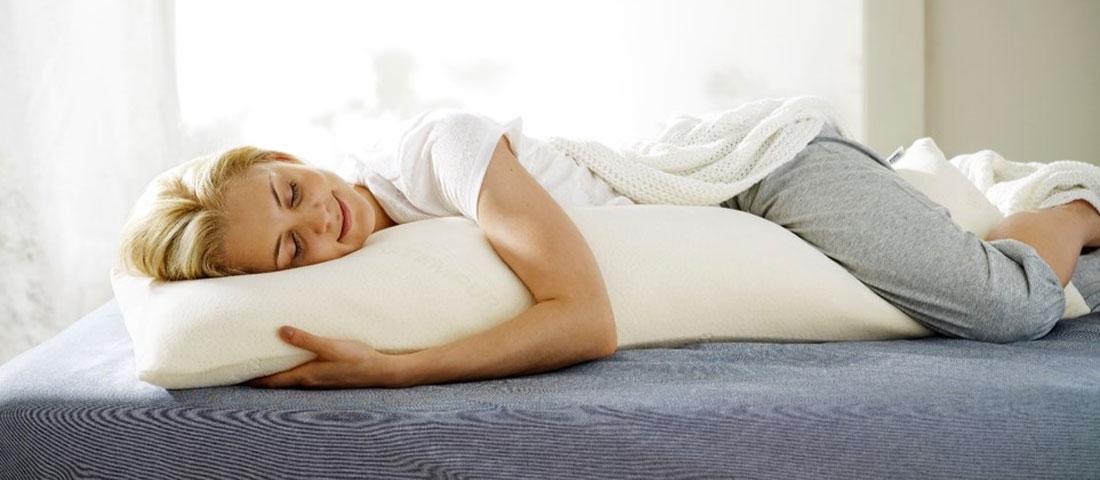 almohadas que necestia