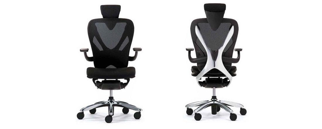 productividad en la oficina con la Vaya Chair