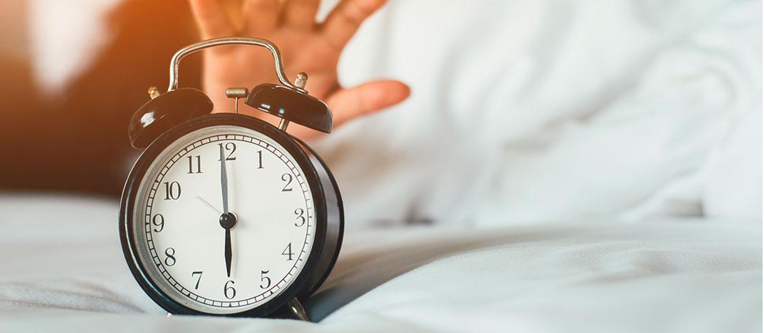 cronotipo para obtener un mejor descanso
