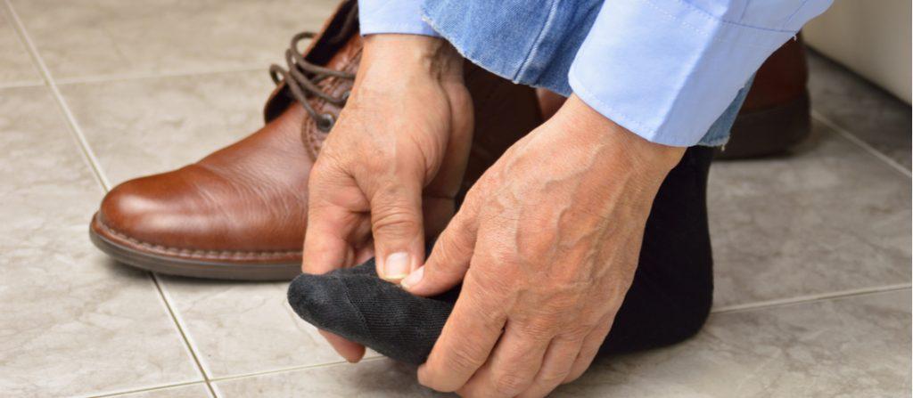 Relájate en casa con un buen masaje en los pies