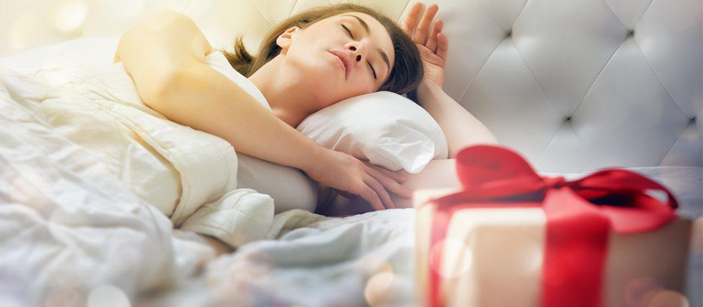 ¿Cómo dormir bien en temporada navideña y de fin de año?