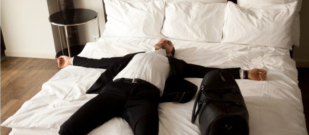 Propósito de año nuevo: Aprender a descansar mejor
