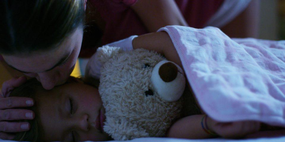 niños deben dormir solos