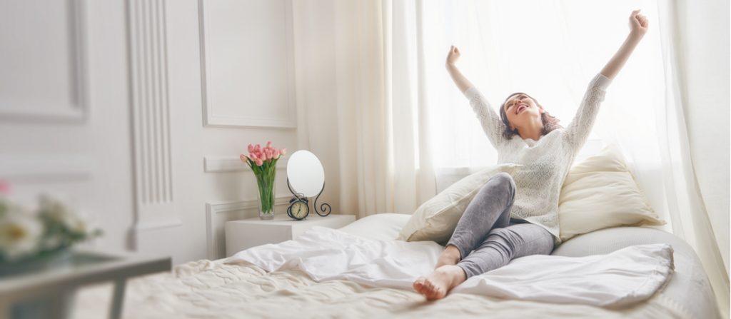 5 Tips para levantarse lleno de energía